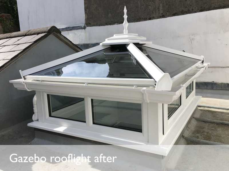 Rooflights And Domes Meister Emson Dorset Roofing