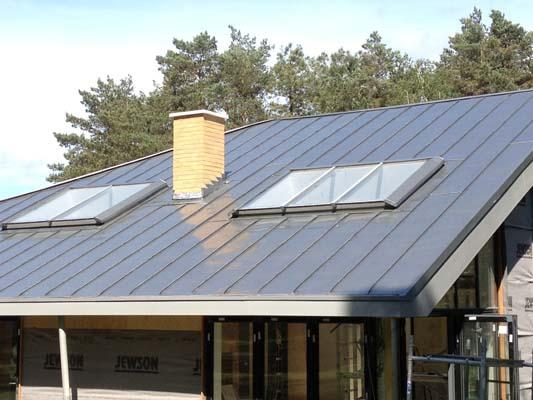 Zinc Roofing Meister Emson Dorset Roofing Specialist